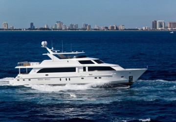 Donna Marie 114' Hargrave 2013