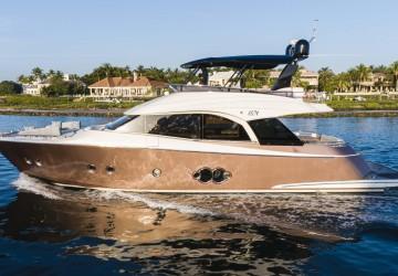 Senza Meta 65' Monte Carlo Yachts 2016
