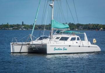 Southern Seas 44' Voyage Yachts 2000