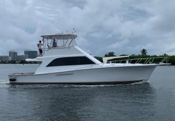 Old Skool 48' Ocean Yachts 1987