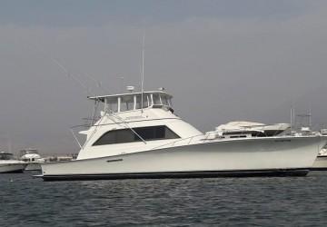 Pathfinder 2 63' Ocean Yachts 1986