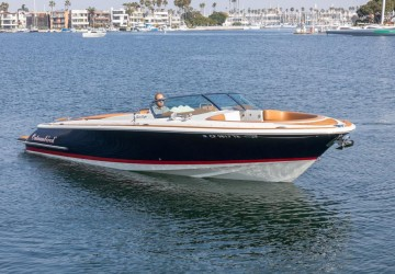 Out Numbered 28' Chris-Craft 2013