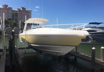37' Intrepid 2004