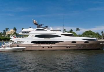 161' Trinity Yachts 2008