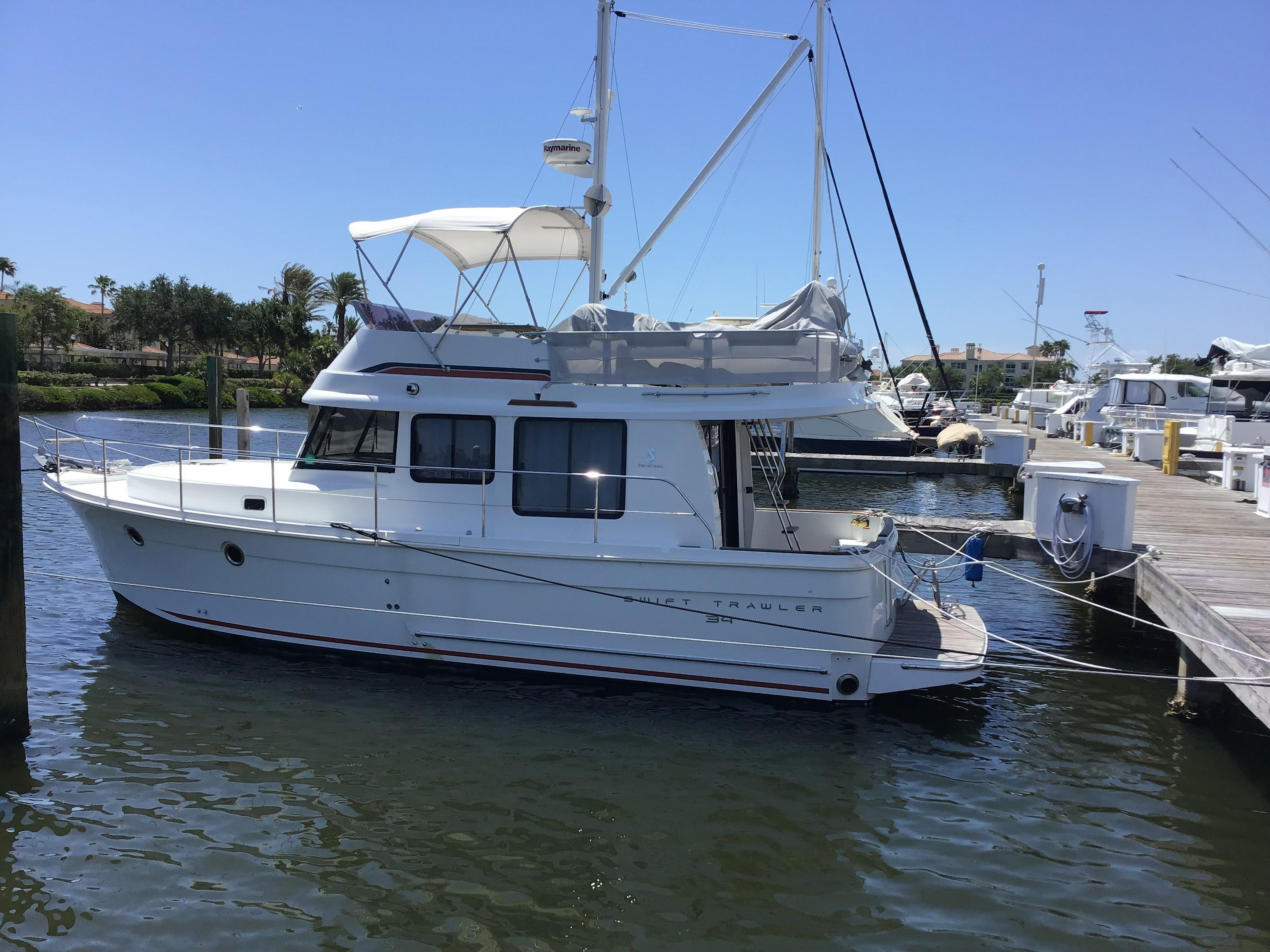 34 Beneteau 2014 New Horizons Vero Beach Florida