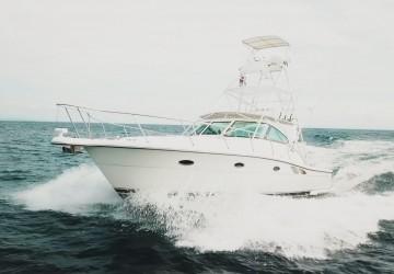 Pressure Drop 38' Tiara Yachts 2003