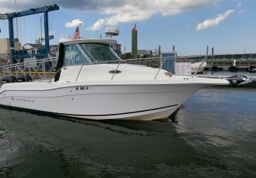 26' Seaswirl Striper 2013