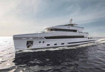 157' Rosetti Superyachts 2020