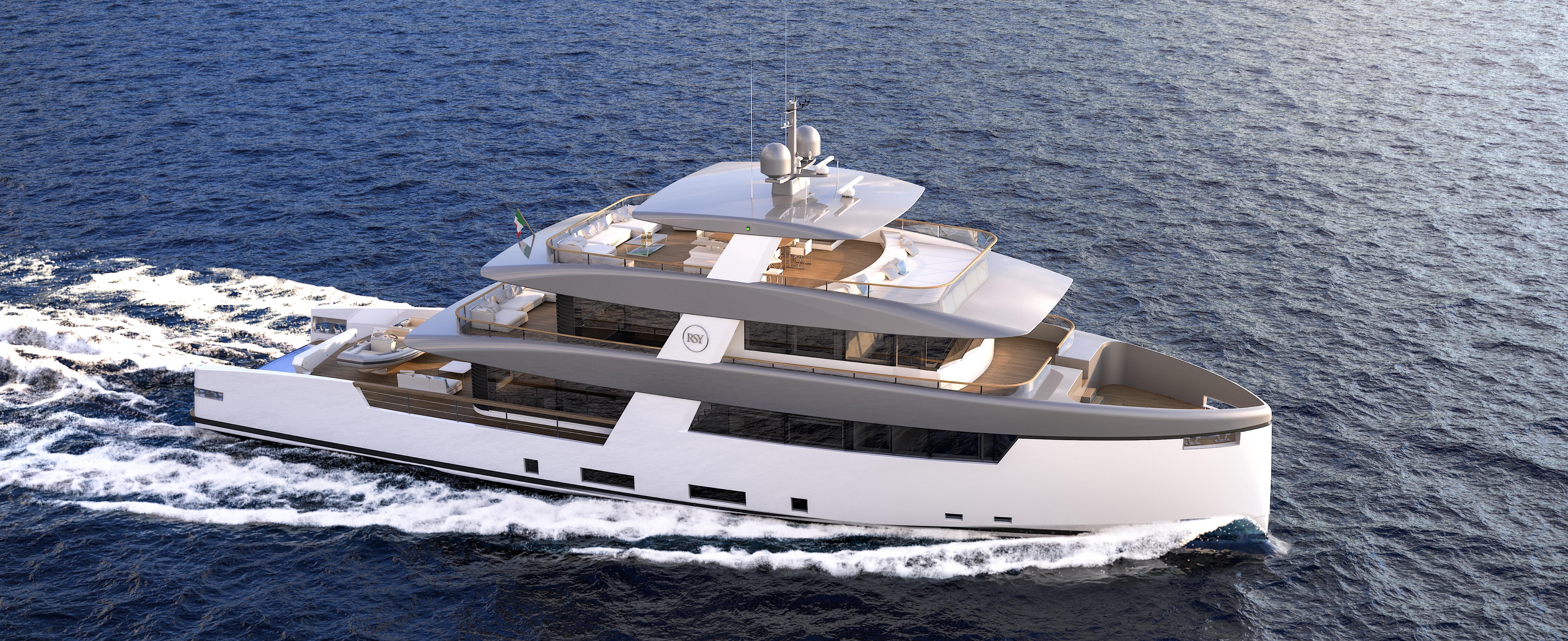 115 Rosetti Superyachts 2020 Italy, Italy