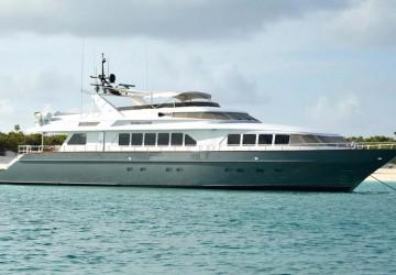 115' Trinity Yachts 1991