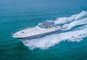 Why Not 54' Sea Ray 2000