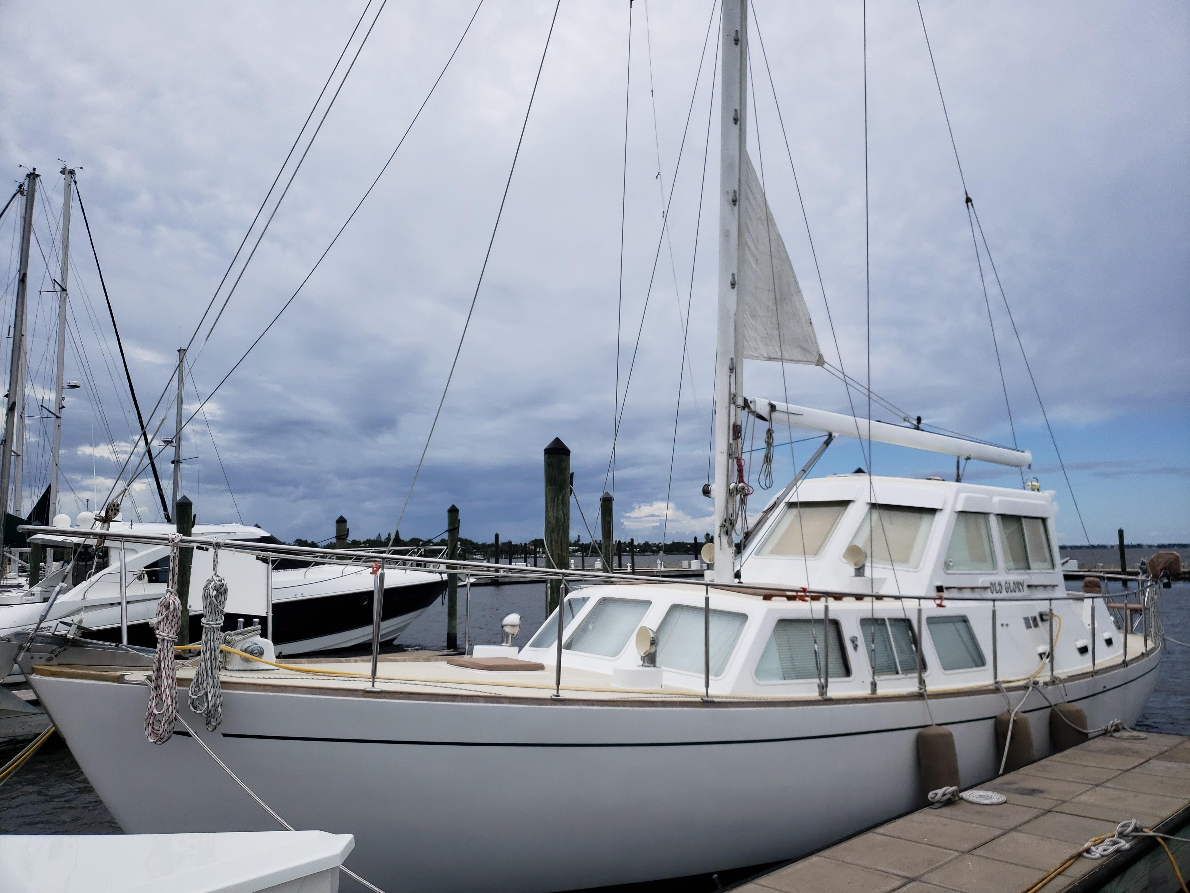 46 CAL Old Glory 1975 Stuart | Denison Yacht Sales