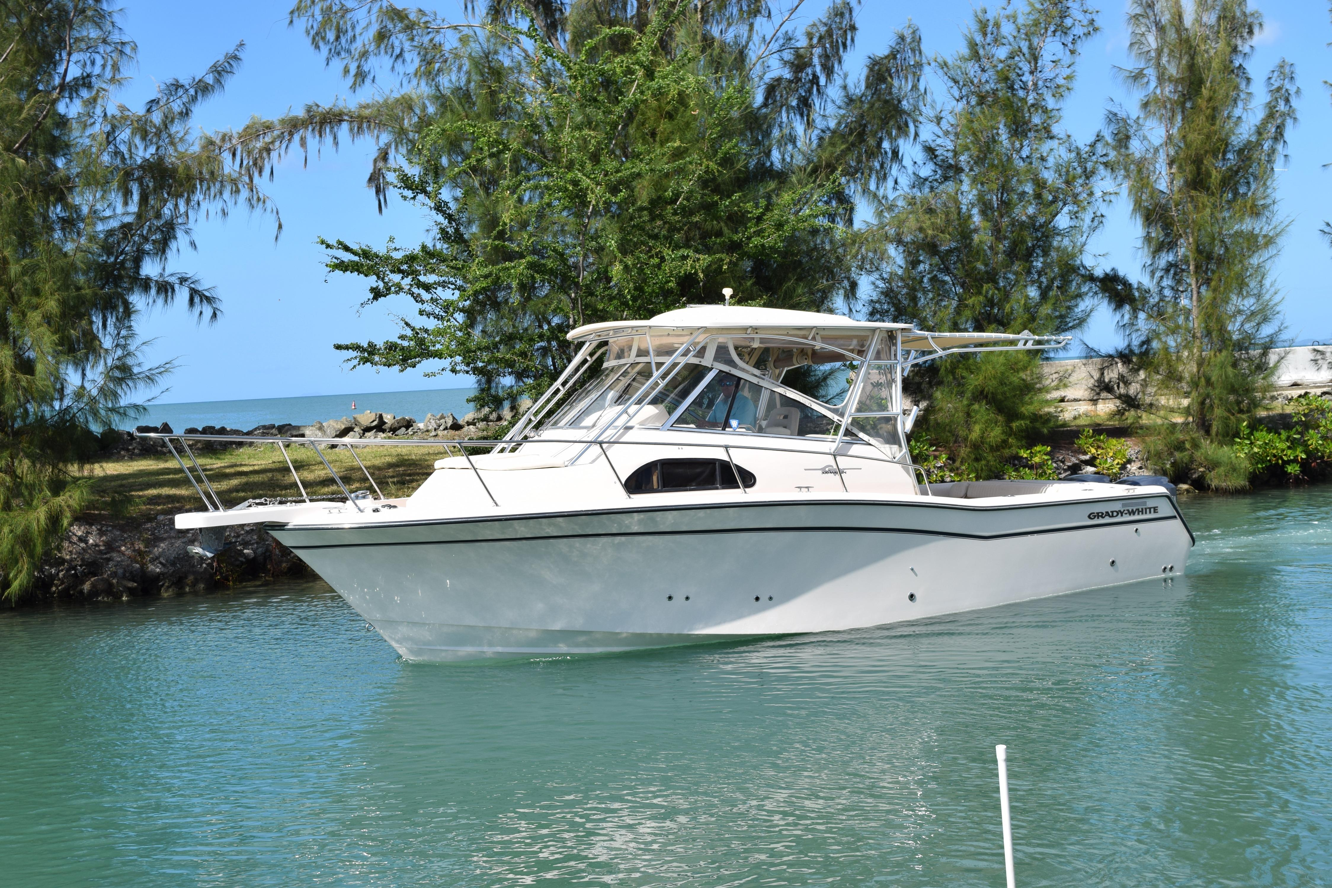 Grady White Boat Wiring Diagram Diagrams 2008 Club Car 30 Inseanity Cabo Rojo Puerto Rico Sold On 2018 03 Construction