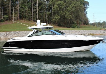 Highly Functioning 40' Cobalt 2015
