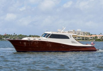 Trident 48' Maverick Boat Co. 2015