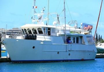 Karma 55' Cape Horn 2000