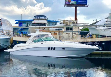 Seaquench 40' Sea Ray 2007