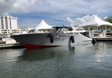 38' SV Yachts 2017