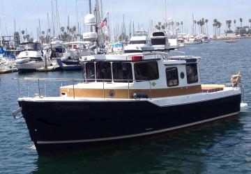 31' Ranger Tugs 2014