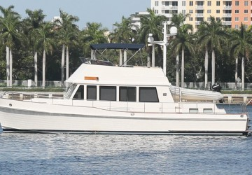 Ghost 47' Grand Banks 2007