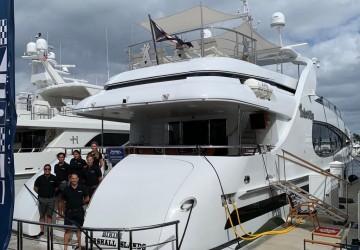 118' Millennium Super Yachts 2003