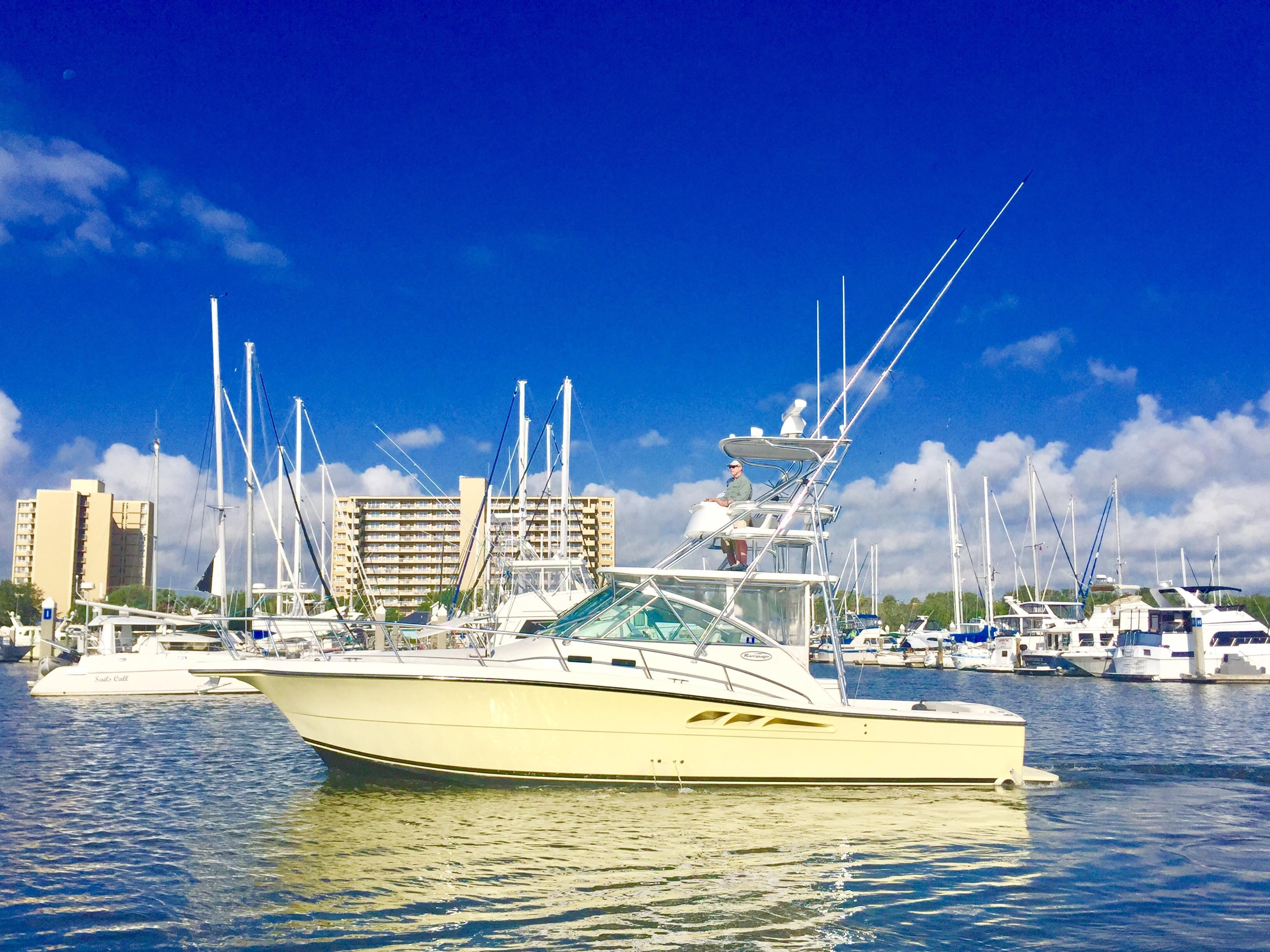 38 Rampage 2006 Jacksonville | Denison Yacht Sales