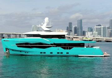 32xp Hull #5 105' Numarine 2021
