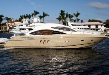 The Nadra Sue 52' Sunseeker 2010