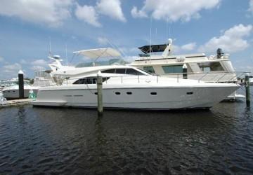 53' Ferretti Yachts 2003