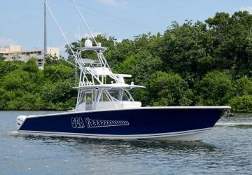 45' Sea Hunter 2016