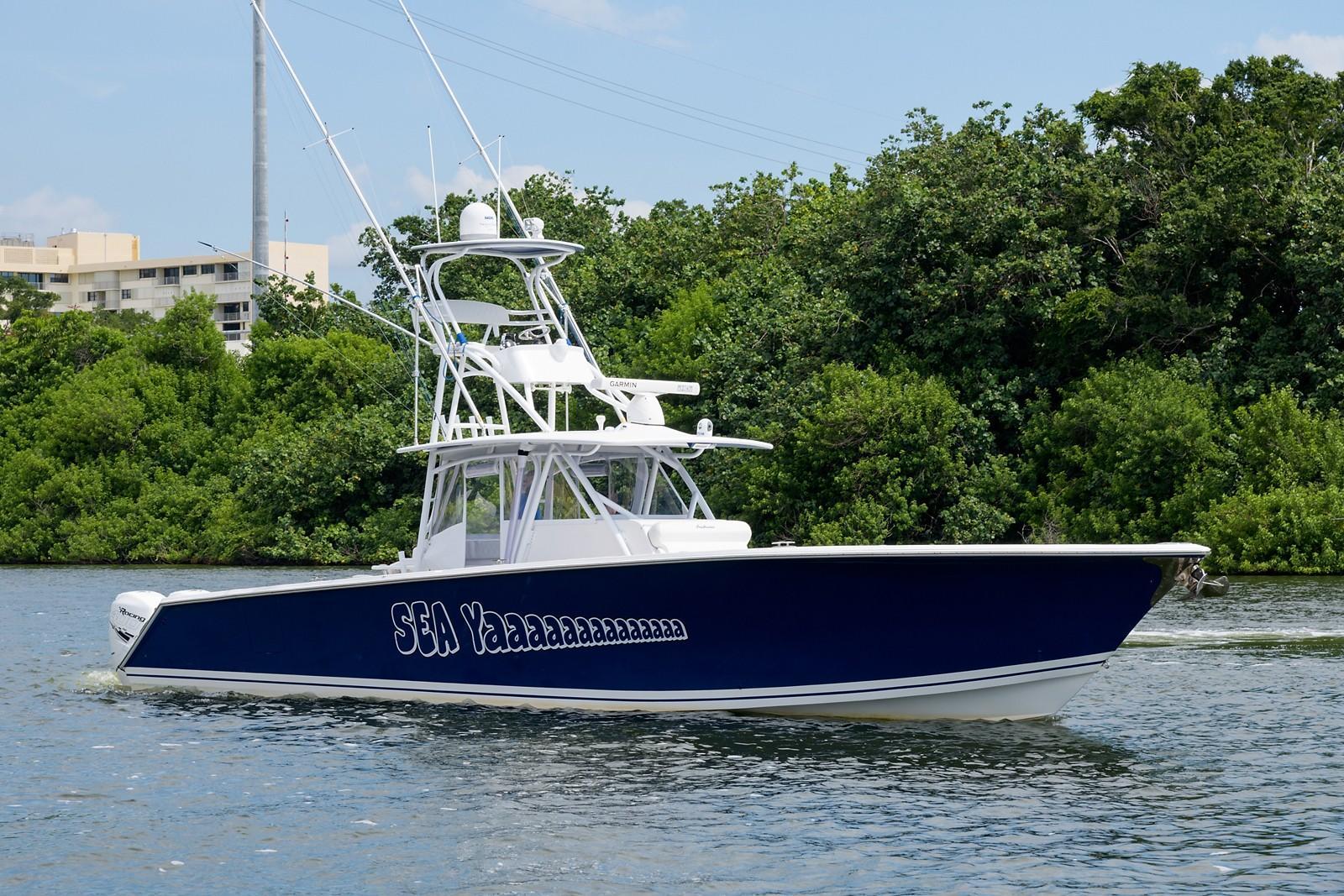 Sea Hunter Boats >> 45 Sea Hunter 2016 North Palm Beach Denison Yacht Sales