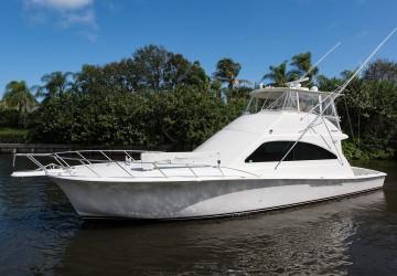 Reel Ledo 54' Ocean Yachts 2008