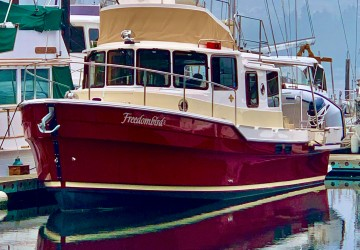 Freedom Bird 31' Ranger Tugs 2020