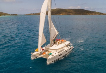 58' Fountaine Pajot 2016