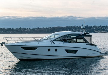 From A To Z 40' Beneteau 2018