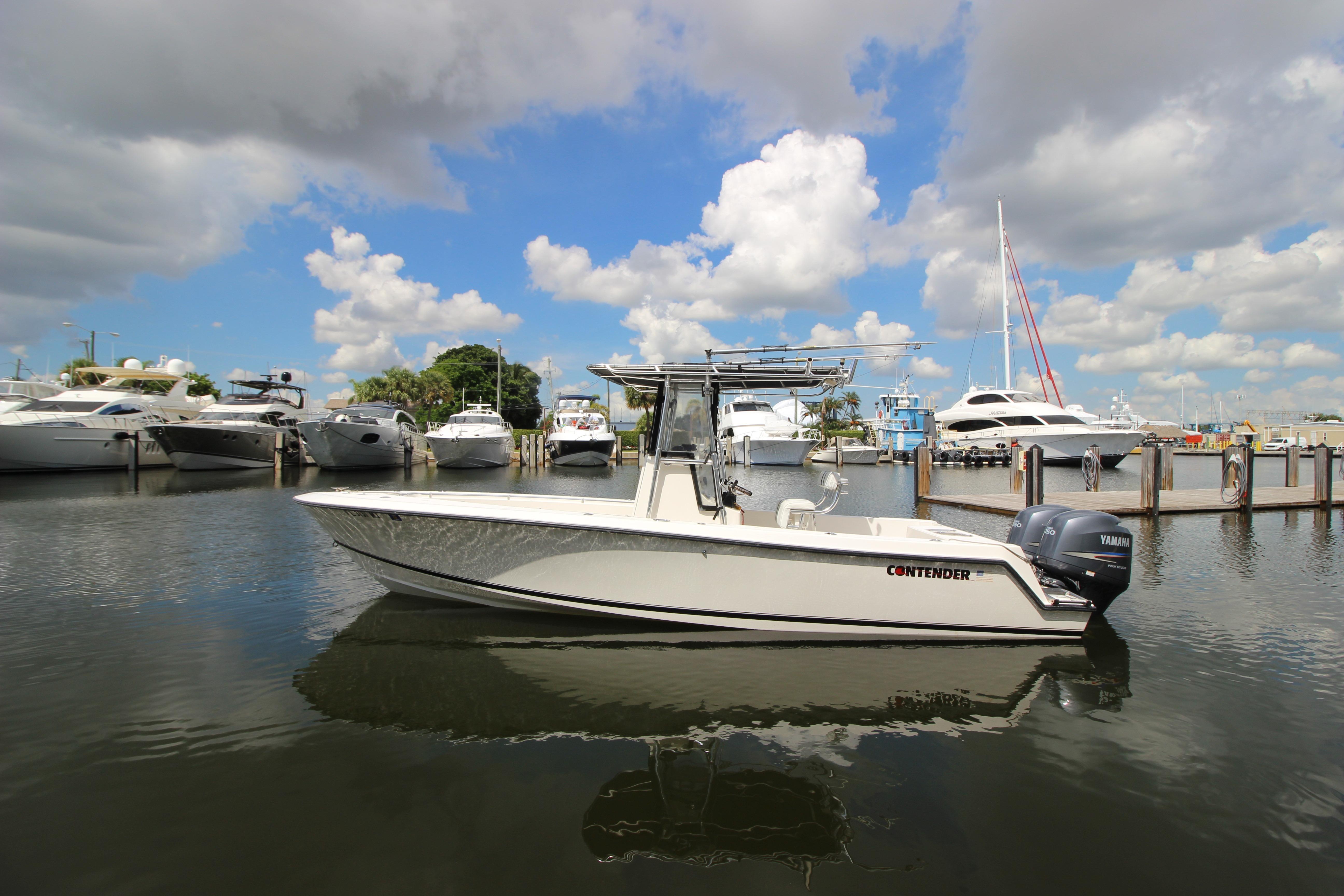 Denison Yacht Sales Dania Beach