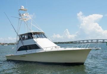 Ocean Oasis 66' Ocean Yachts 1995