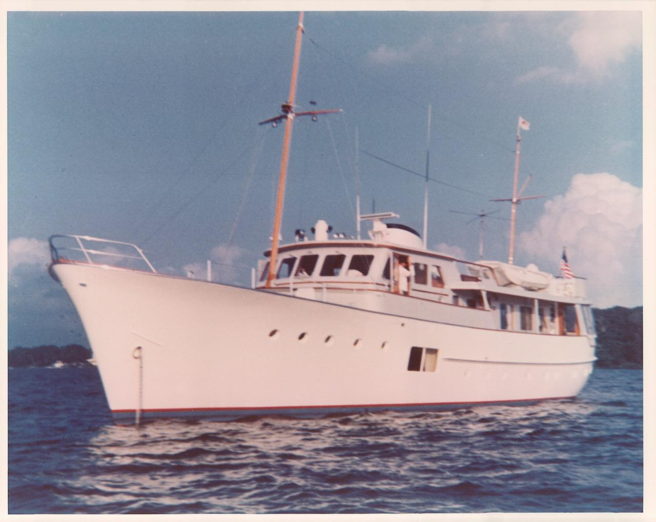 86 Feadship City (ex: Exact, Anoatok) 1964 Freeport | Denison Yacht Sales
