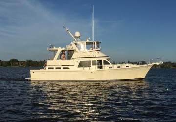 Pole Pusher 48' Offshore 1998