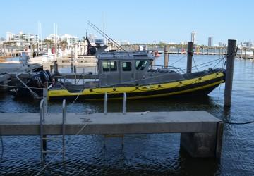31' Safe Boat 2007