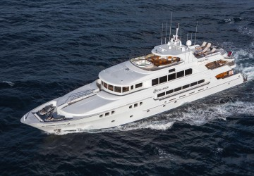 Excellence 150' Richmond Yachts 2010