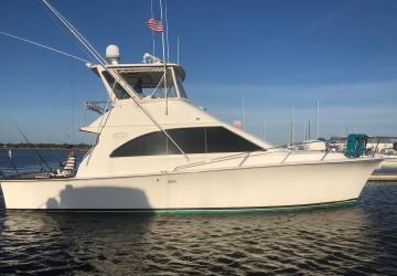Perfect Adjustment 42' Ocean Yachts 1993