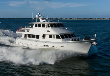 86' Outer Reef Yachts 2018
