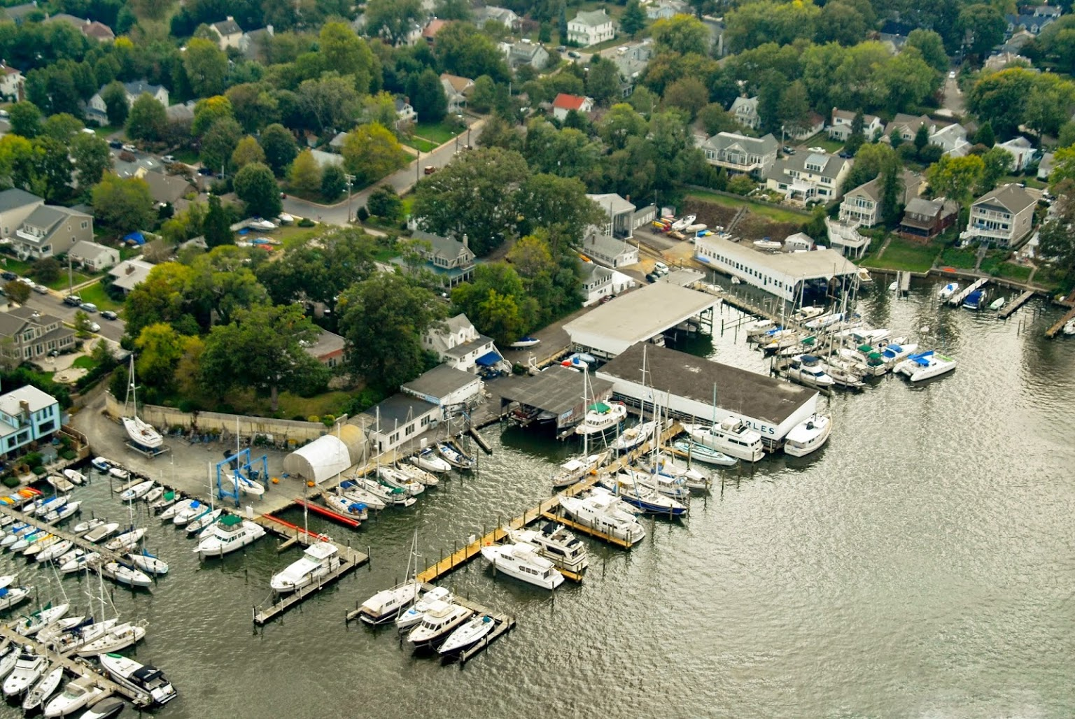Boat Marina Search - Denison Yacht Sales