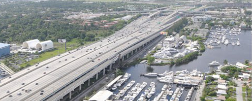 Marina Mile Yachting Center in Fort Lauderdale, FL