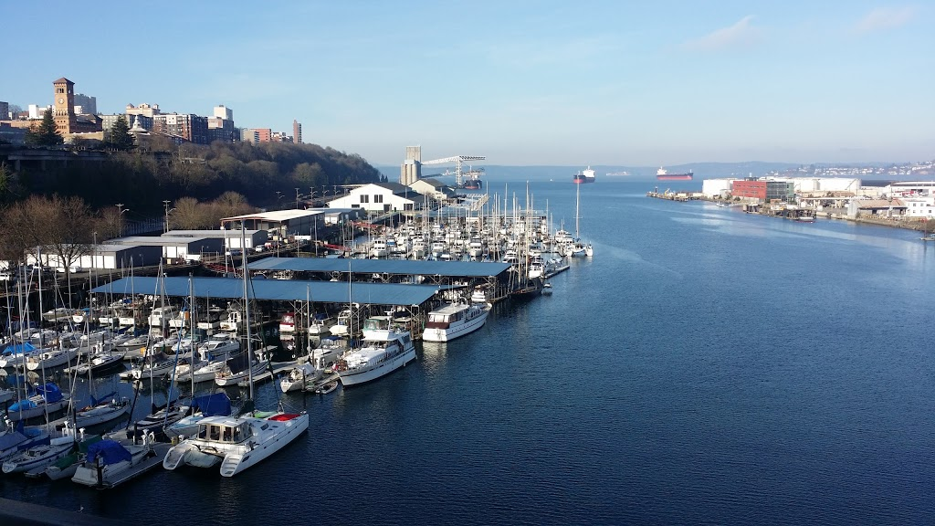 Foss Harbor Marina in Tacoma, WA
