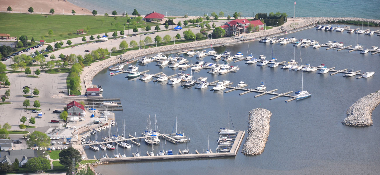 Harbor Centre Marina in Sheboygan, WI