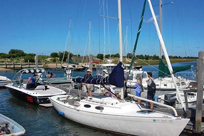 Harbor 9 Marina in St. Clair Shores, MI