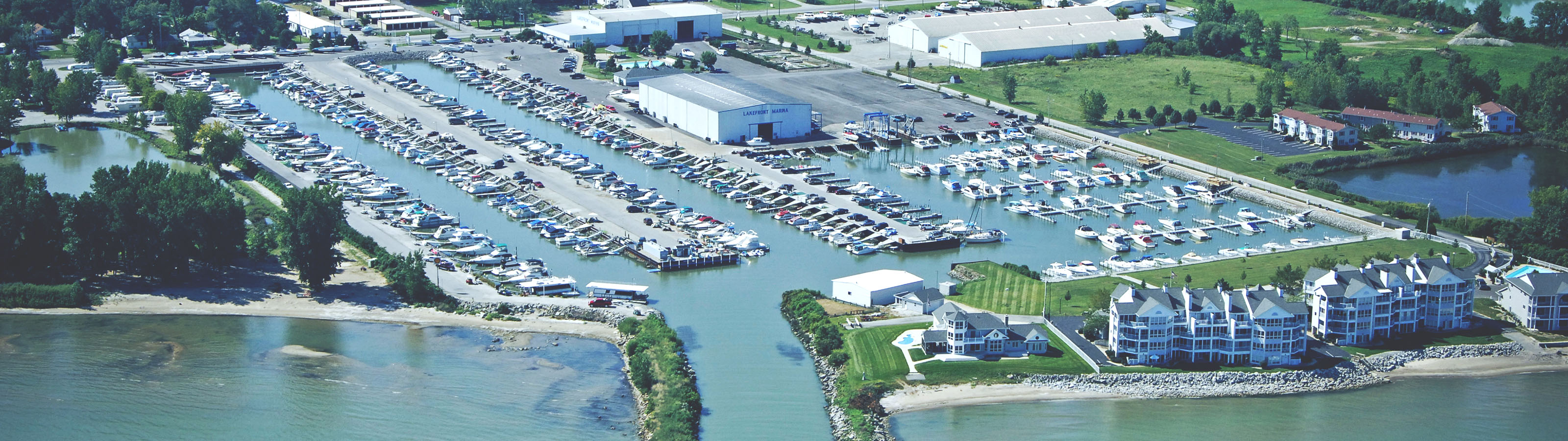 Lakefront Marina in Port Clinton, OH