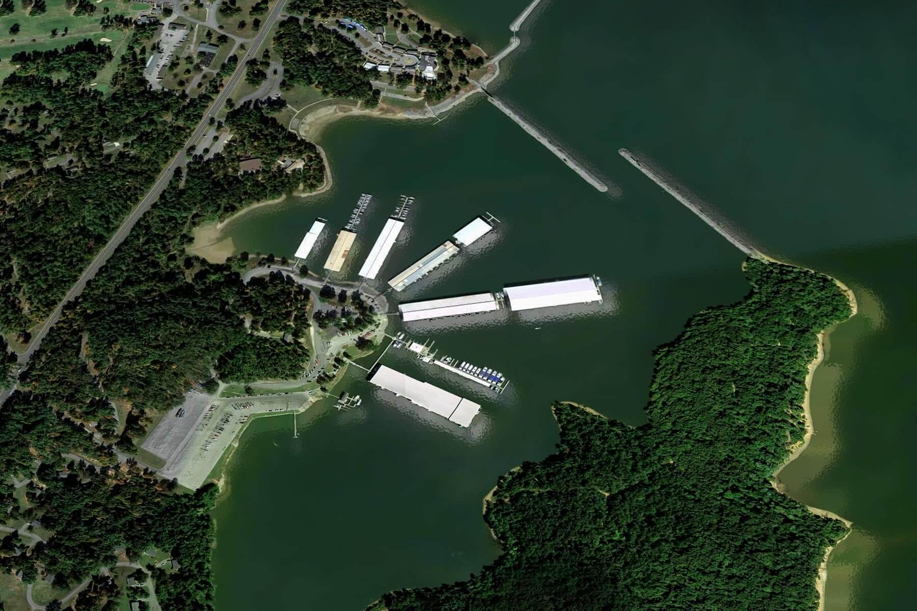 Kentucky Dam Marina in Gilbertsville, KY